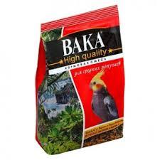 <b>Корм Вака High Quality</b> для средних попугаев (500 гр)