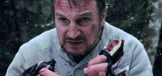 """Liam """"Michael Collins/Batman Begins/Taken"""" Neeson with """"The Grey,"""" Official Trailer - Liam-Neeson-in-The-Grey-2012-Movie"""