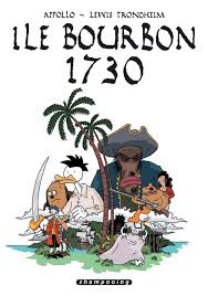 ILE BOURBON 1730 (couverture)
