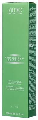 Kapous Professional Studio Professional <b>Крем</b>-<b>краска для волос</b> с ...