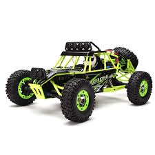 WLtoys 12427 2.4G <b>1</b>/<b>12 4WD</b> Crawler RC Car With LED Light Sale ...