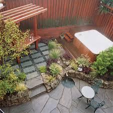 patio gardens design ideas