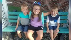 Twin boys, 6, and 9-year-old sister fatally struck at school <b>bus</b> stop in ...