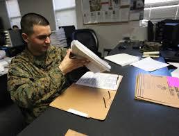 camp lejeune ipac takes lead in digitalizing srbs > marine corps hi res photo
