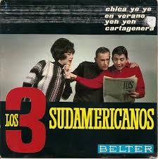 Resultado de imagen de los 3 sudamericanos singles