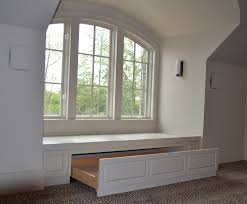 diy window bench seat with banquette furniture with storage
