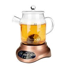 220V 600ml 350w Electric kettle Health pot <b>High borosilicate glass</b> ...