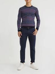 <b>Джемпер Alessandro Manzoni</b> Шерстяной свитер - НХМТ