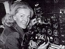 Sheila Scott, English female aviator