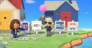 Biden campaign launches official <b>Animal Crossing</b>: <b>New Horizons</b> ...