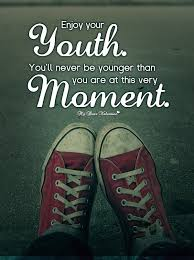 Positive Youth Quotes. QuotesGram via Relatably.com