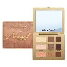 Natural Matte Eye Shadow Collection - <b>Too Faced</b>   MECCA