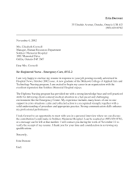 new grad rn cover letter sample experience resumes gallery of new grad rn cover letter sample