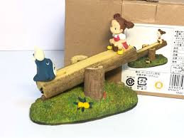 Tonari no Totoro [to Toro . качание развлечение ]. <b>дерево</b> .. парк ...