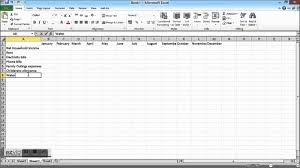 household budget spreadshet how to create a household budget household budget spreadshet how to create a household budget spreadsheet in excel