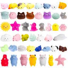 WATINC 40 Pcs Mochi Squishies Toy, Squeeze Cat ... - Amazon.com