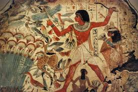 ancient ian culture ancient history encyclopedia ian hunting in the marshes