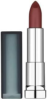 <b>Maybelline Color Sensational</b> Matte Lipstick 975 Divine Wine ...