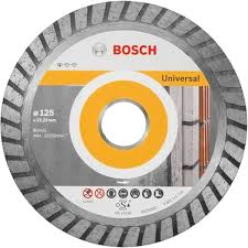 """<b>Диск алмазный</b> универсальный """"<b>Bosch</b>"""", диамер 12,5 см"""