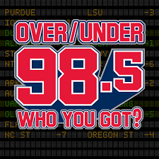 Over-Under 98.5 Podcast