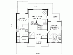 Bedroom One Story House Plans  first floor master house plans    first floor master house plans