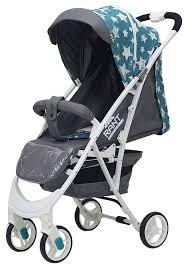 Купить <b>Прогулочная коляска RANT Largo</b> stars aquamarine по ...
