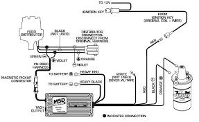 msd 6al wiring diagram mustang wiring diagram msd 6al 6420 wiring diagram ford diagrams