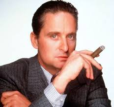 michael douglas as gordon gekko Oliver Stone and Michael Douglas to do 'Wall Street' - michael-douglas-as-gordon-gekko