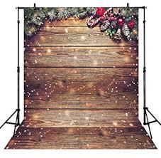 allenjoy photographic background christmas snowman gray woodwall snowflake backdrop newborn photobooth vinyl
