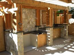 Countertop For Outdoor Kitchen Mode Concrete Concrete Countertops Are Perfect For A Built In