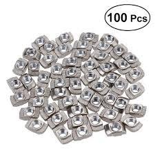 50pcs 20 Series Aluminum European Hammer HeadDrop In <b>M3</b>/M4 ...