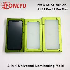 LCD screen Laminating Alignment Mold For iPhone X Xs Max 11 Pro