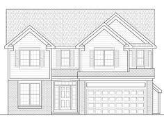 images about Best Home Plans on Pinterest   House plans    Love this bungaloft plan  Change kitchen a bit  amp  increase size House Plans and Designs
