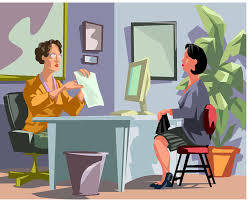 job interview tip on communication clipart clipartfest the scariest job interview