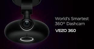 VEZO 360 - The First <b>4K 360 Degree</b> Smart Dash Cam | Indiegogo