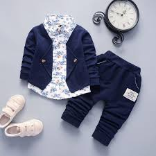Free shipping Dotsonshop <b>Kid Baby Boy Gentry</b> Clothes Set Formal ...