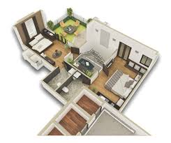 Kanha Group BHK Upper Pent house   th Floor   S B A      sq ft  D View