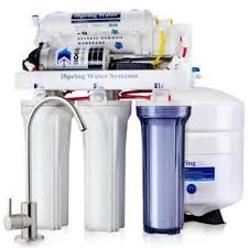new arrival 50 gpd water filter ro membrane reverse osmosis system filters for home kitchen purifier