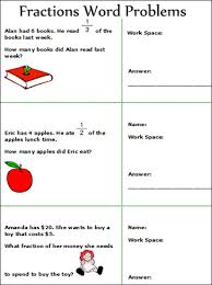 fractions worksheets, free printable fractions worksheets for kidsfractions worksheets, Free Printable primary school fractions word problems math Worksheets, free elementary school