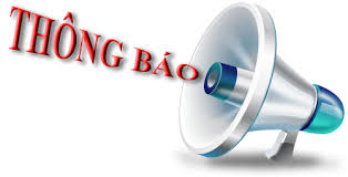 Image result for thong bao
