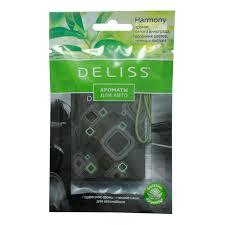 """<b>Подвесное ароматическое саше</b> для автомобиля <b>Deliss</b> """"Harmony"""""""