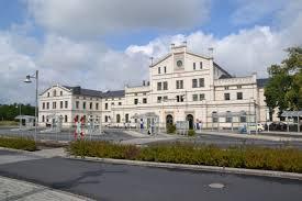 Zittau railway station