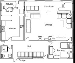 Shoreham Beach House   Property plan of ground floorGround floor plan  Picture placeholder