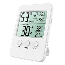 <b>Oria Digital Hygrometer Thermometer</b>, <b>Temperature Humidity</b> Meter ...