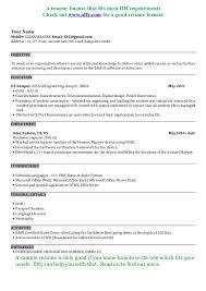 Beautiful Resume Format   Latest Express News   Daily Jobs     happytom co