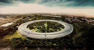 apples spaceship office complex to land in cupertino apple cupertino office