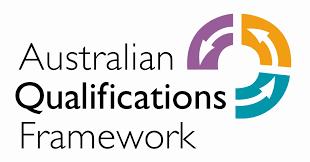 using aqf copyright materials n qualifications framework aqf colour logo for website