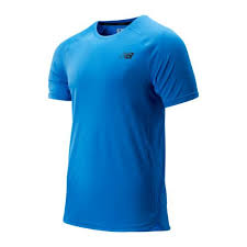 New Balance 93051 Men's <b>R.W.T. Short Sleeve Top</b> - (MT93051) in ...