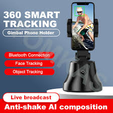 <b>All</b> in <b>one Auto Smart Shooting</b> Selfie Stick 360 Rotation Auto Face ...