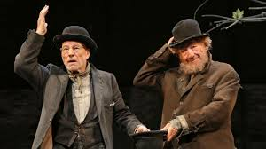 waiting for godot the waterhole waiting for godot ian mckellen patrick stewart